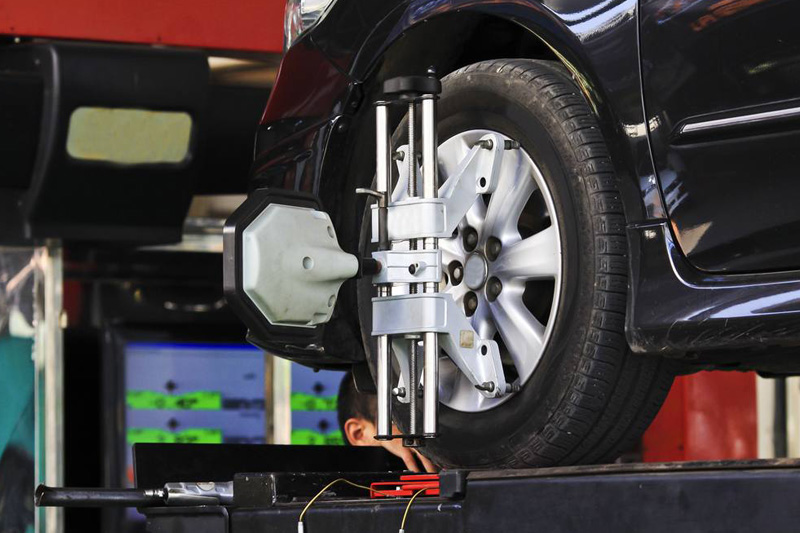 Essecar Srl Nissan San Bonifacio Verona servizio assetto ruote