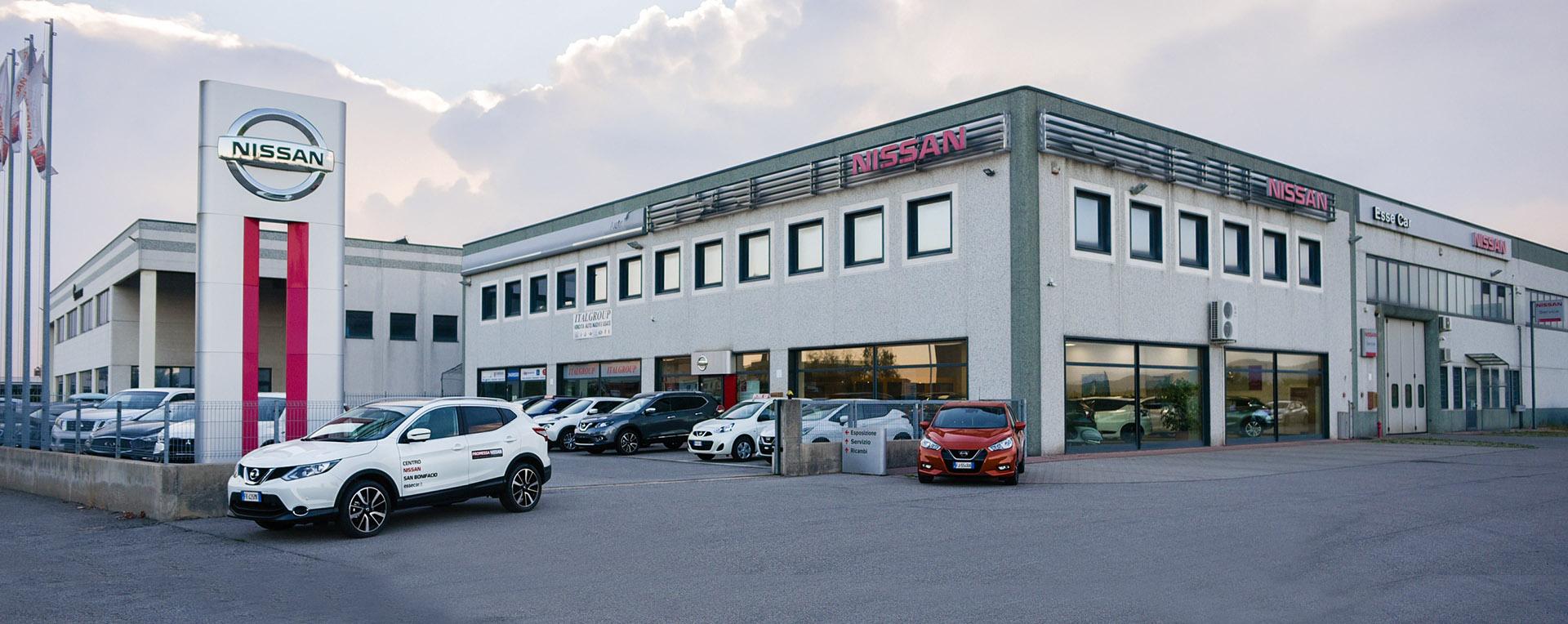 Essecar Srl Concessionaria Nissan Infiniti San Bonifacio Verona